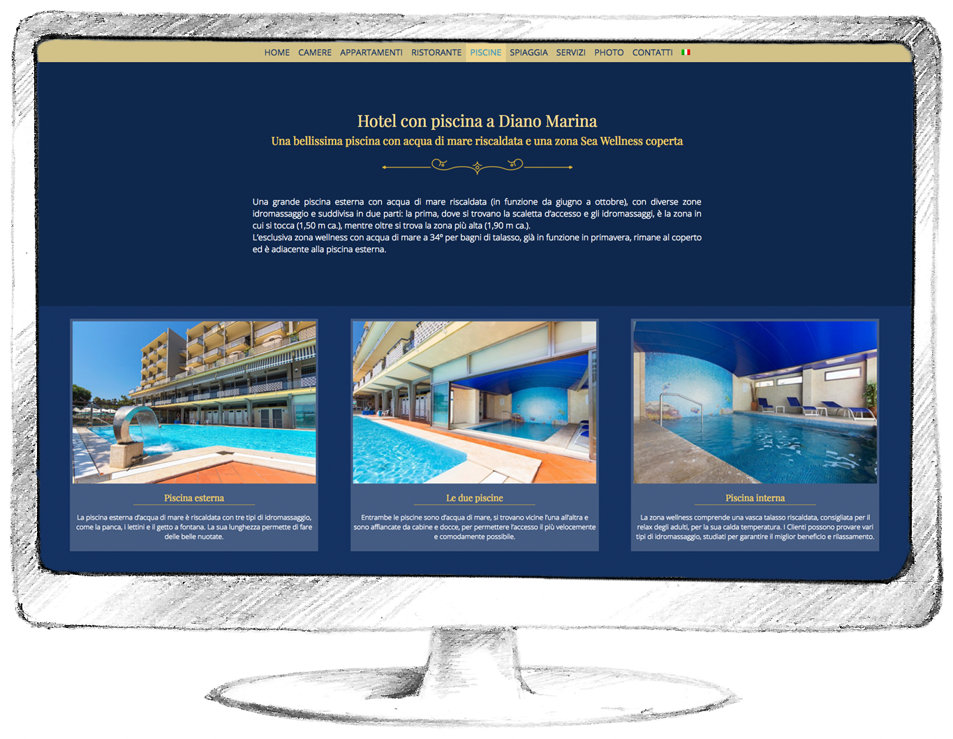 web design blix imperia - bellevue
