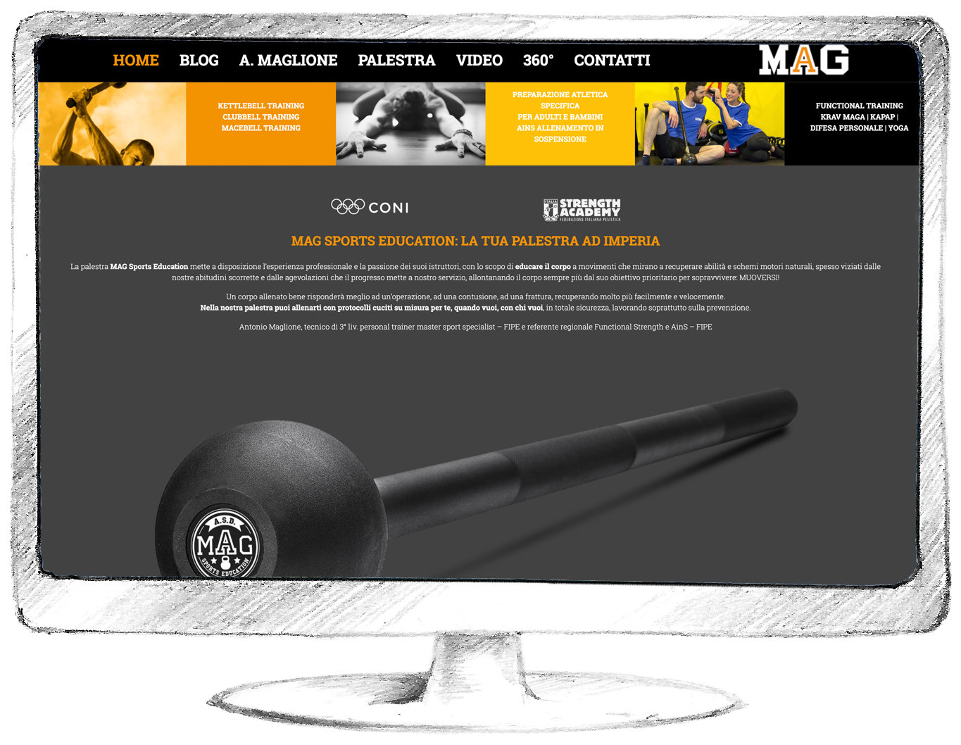 web agency blix - MagSport