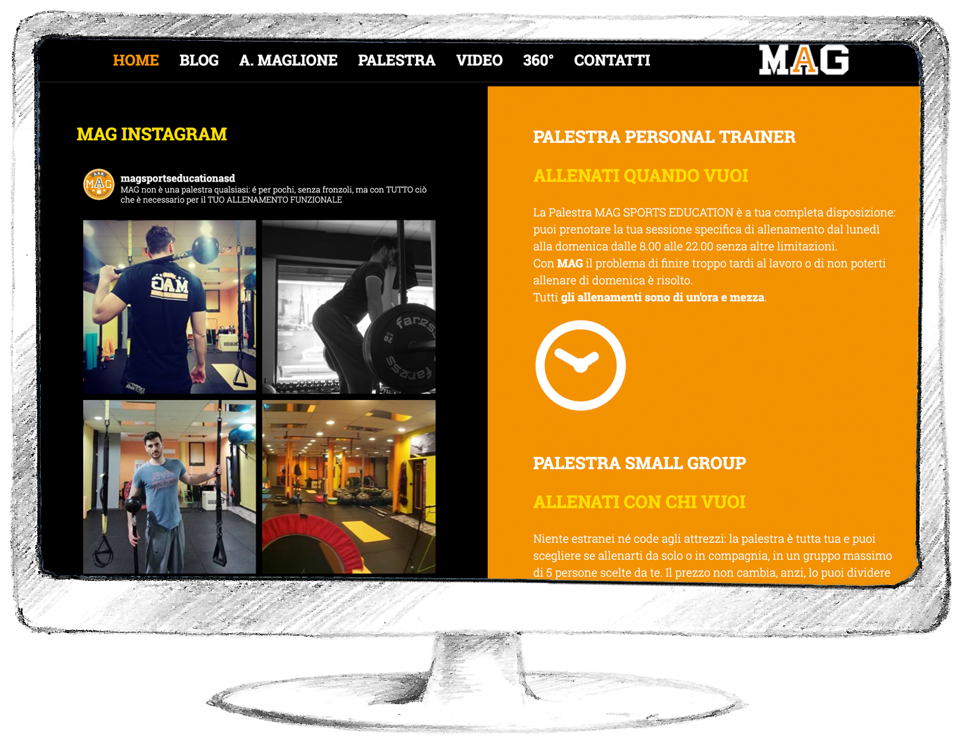 web agency - MagSport