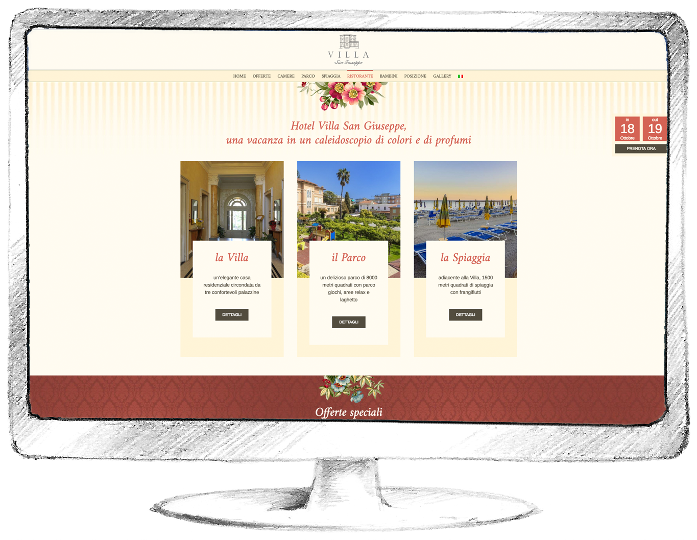 web design blix imperia