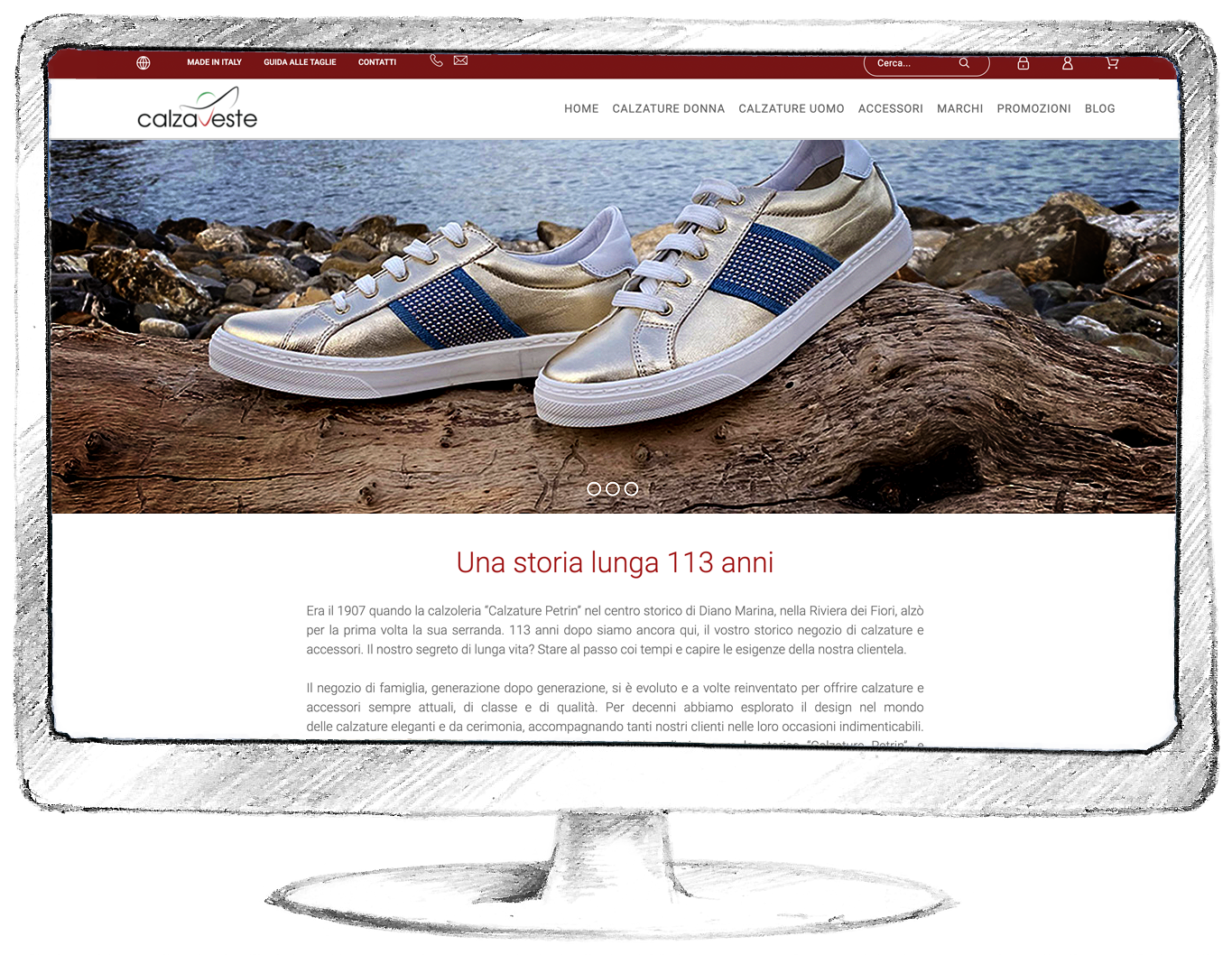 web agency e-commerce blix